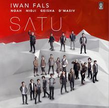Album SATU - Iwan Fals feat. Noah, Nidji, GEISHA, dan D'Masiv mp3 Download full album lirik lagu