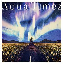 Aqua Timez Akan Merilis Album Terbaru ASUNAROU - Reguler COVER